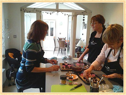 Cooking classes near Durham